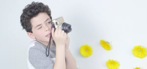 We Let Kids Produce and Style Their Own Photo Shoot