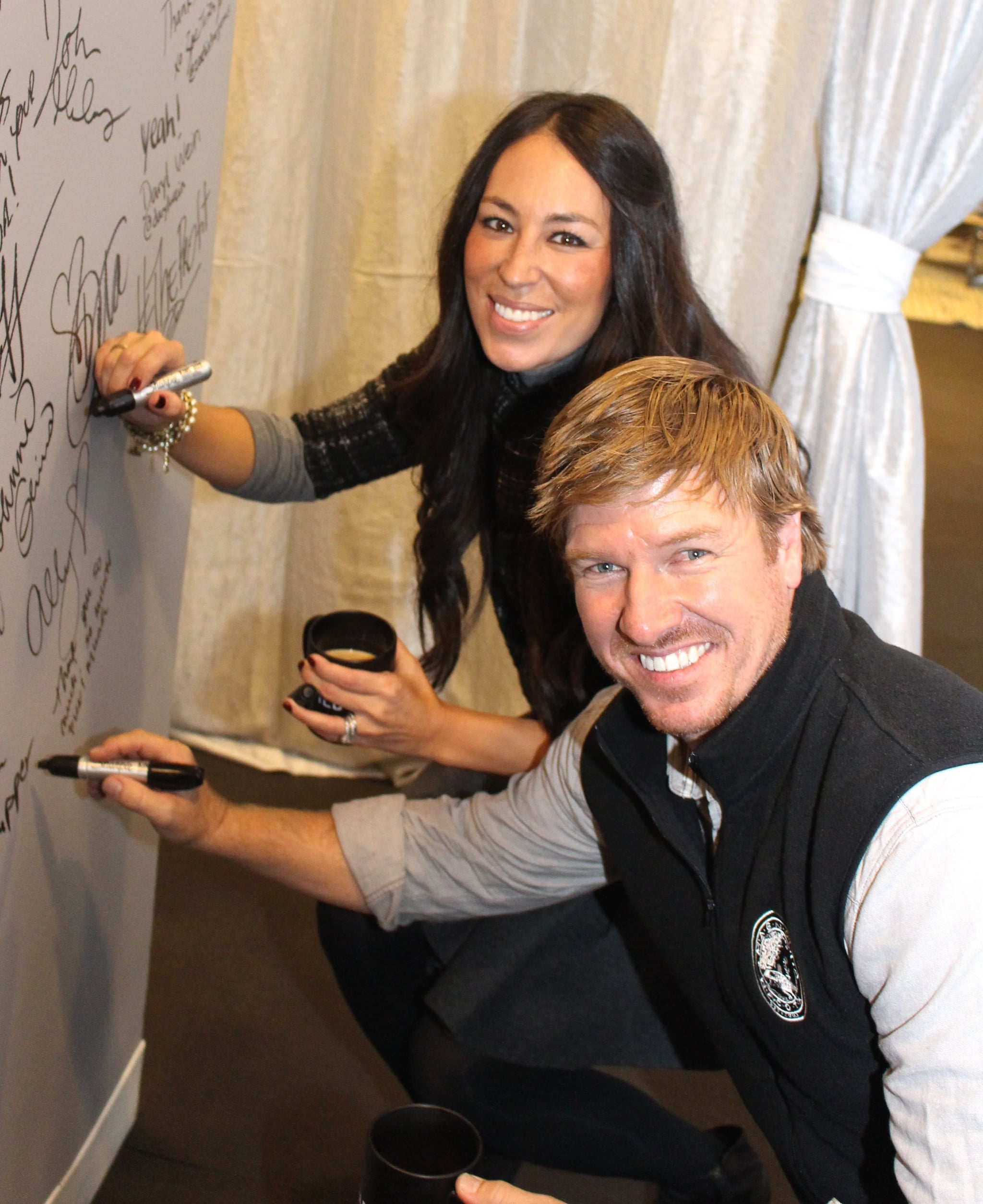 Do Joanna and Chip Gaines Work Outside of Waco