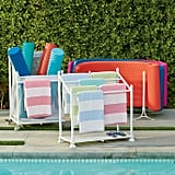 Sinclair Pool Storage Set of Three