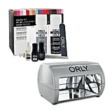 The Orly SmartGels LED Lamp ($60) is the first thing you'll need to set up your DIY salon. The color and other necessary coats are sold separately.