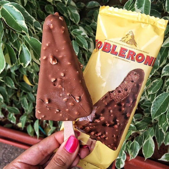 Toblerone Ice Cream Bars