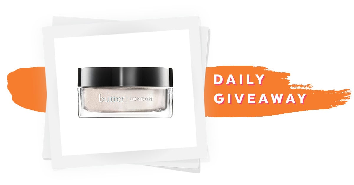Win This Brand New Butter London Product That Will Make You Look Airbrushed