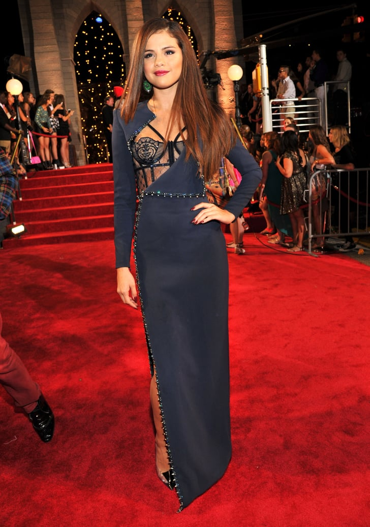 Selena Gomez at the VMAs.