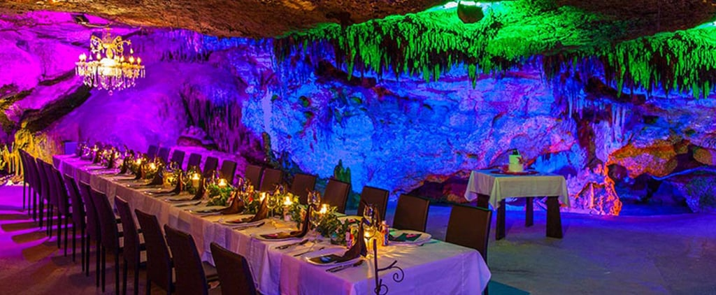 You Actually Dine Inside a Cave at This Restaurant in Playa Del Carmen