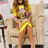 Sarah Jessica Parker answered questions about her latest movie.