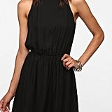 Say hello to your no-fail party dress — the cutout back on this Pins and Needles High-Neck Chiffon Dress ($50, originally $109) gives it subtle sex appeal, and the cinched waist and full skirt are universally flattering. We'd wear this with metallic heels and bare legs before the real Winter weather sets in.