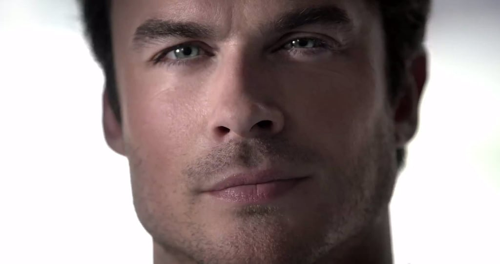 Ian Somerhalder For Azzaro