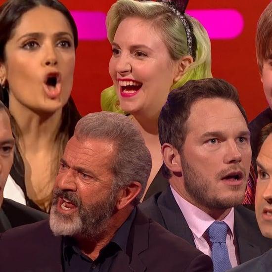 Celebrities Doing British Accents Video