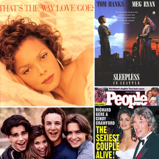 what happened in 1993 pop culture
