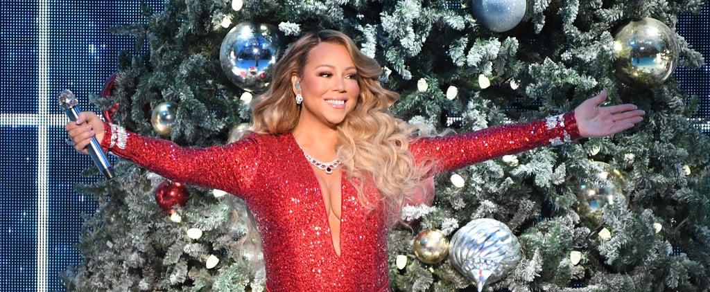 Mariah Carey's Christmas Song Finally Tops Billboard Hot 100