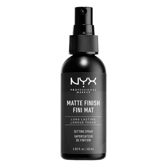 NYX Setting Spray Lasts Through Car Crash