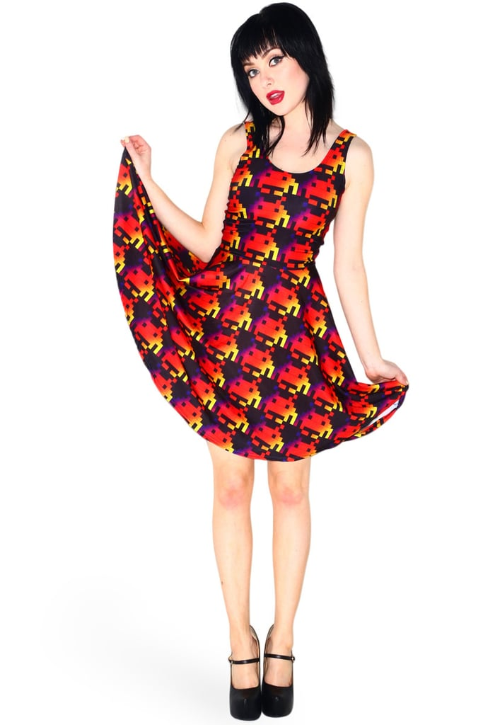 Spaceman Invaders Dress ($62)