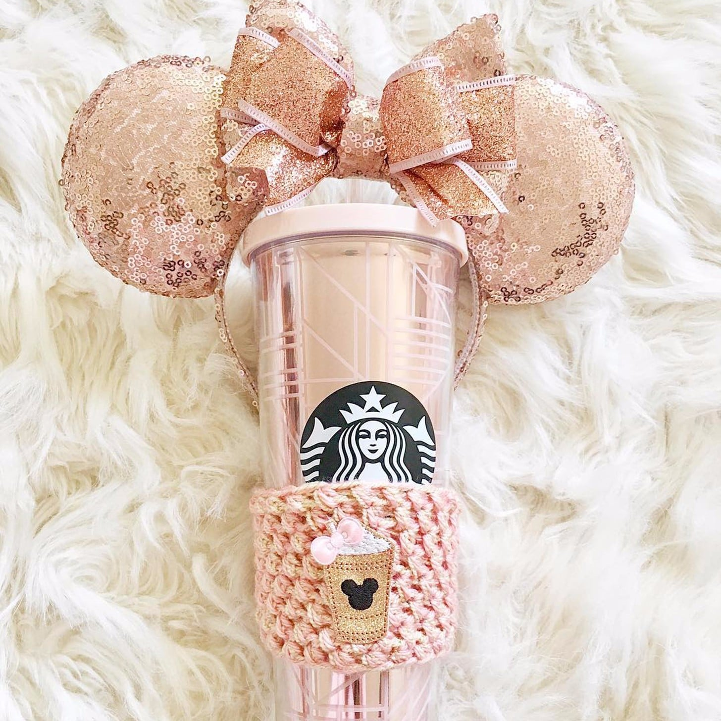 Starbucks Rose Gold Geometric Tumbler 2017 Popsugar Food