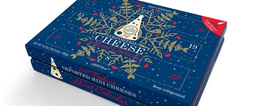 Aldi's New Cheese Advent Calendar Only Costs $15