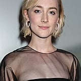 Saoirse Ronan as Jo March