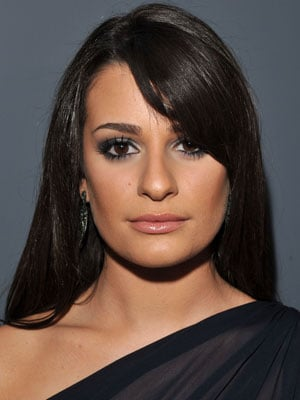Lea Michele At Grammys Popsugar Beauty