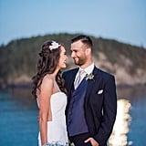 Mermaid-Inspired Wedding Shoot