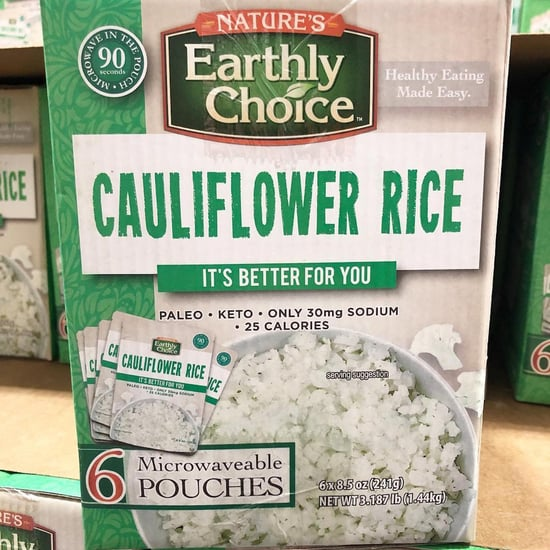 Cauliflower Rice Pouches at Costco
