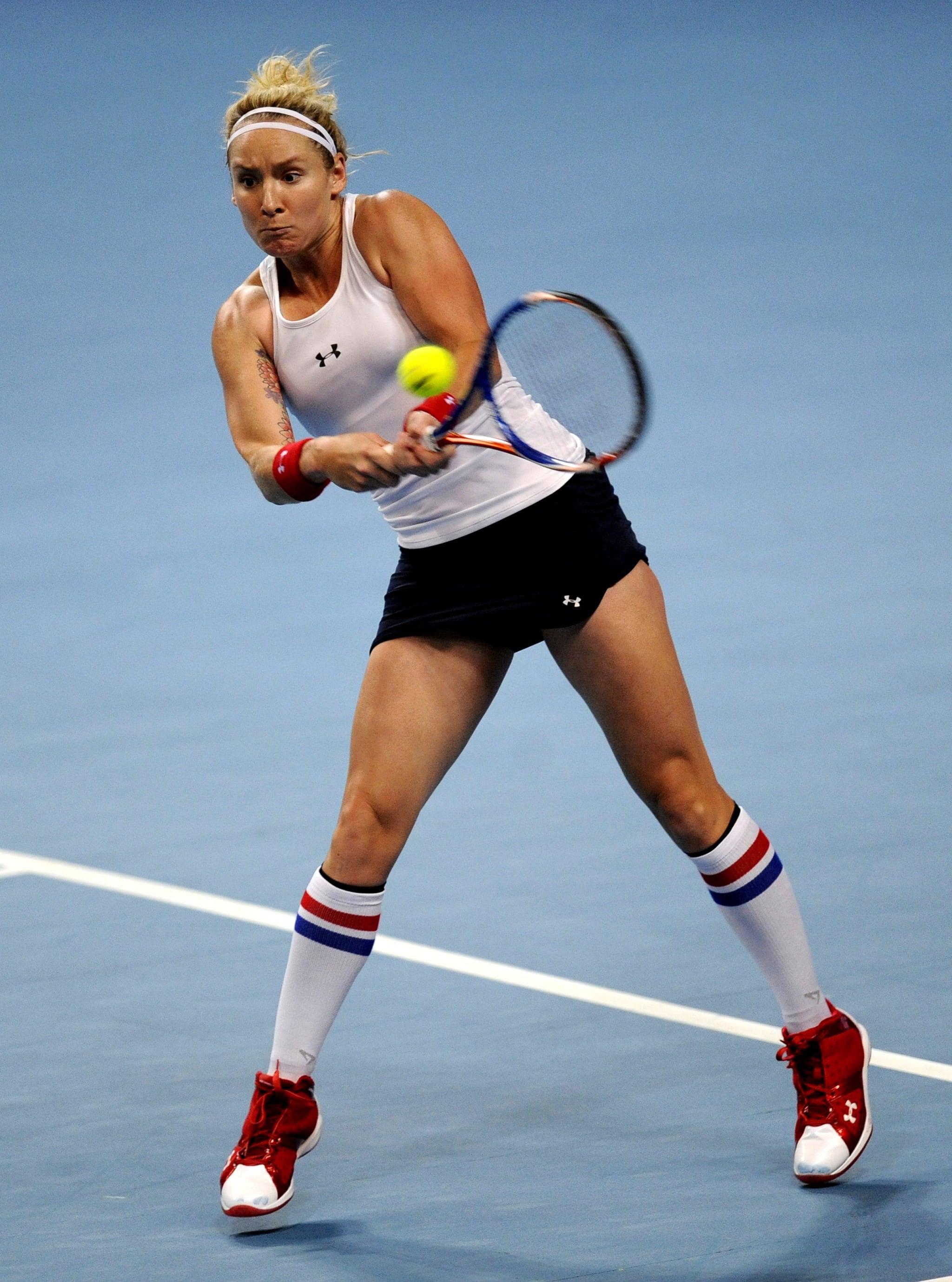 Iconic Tennis Outfits Popsugar Fashion