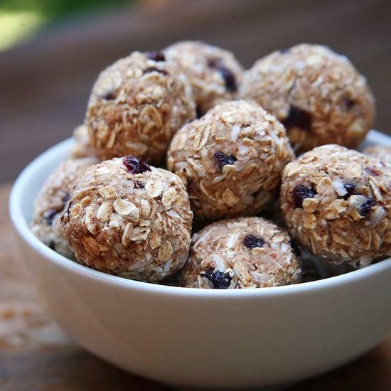 Cherry-Almond Coconut Balls