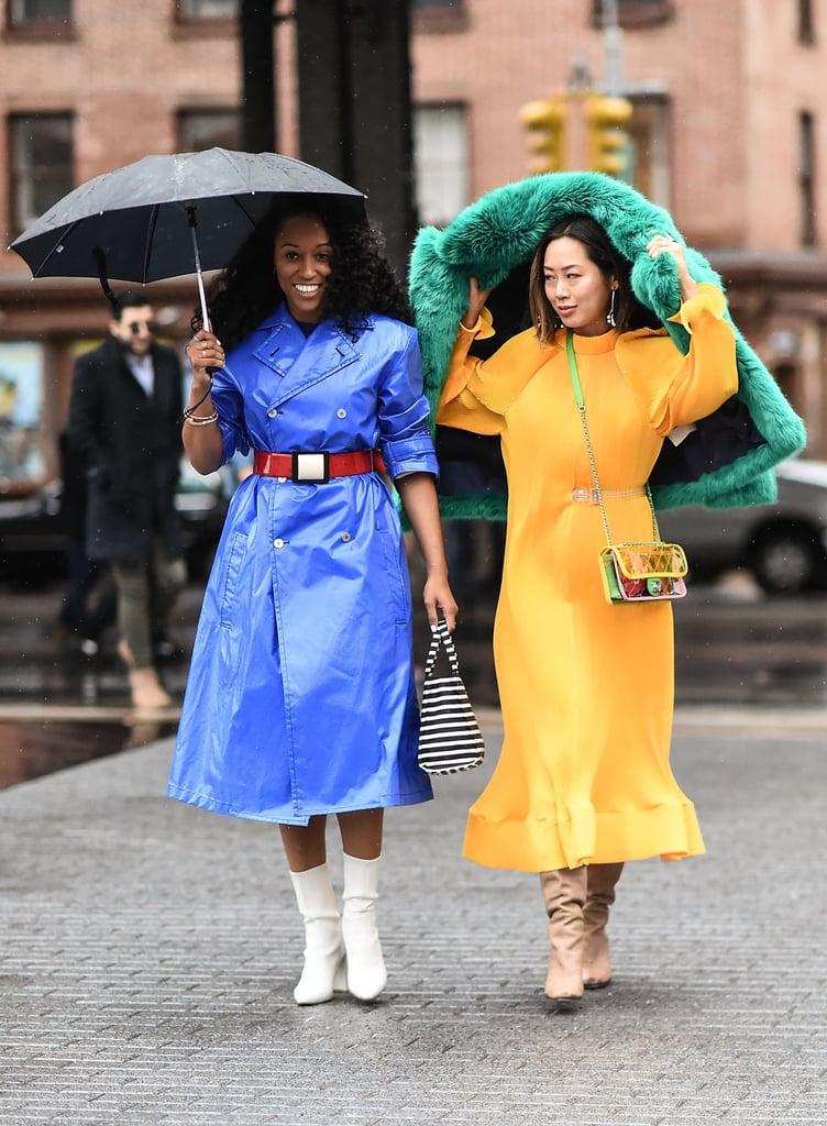 Belt Trend at Fashion Week Fall 2018