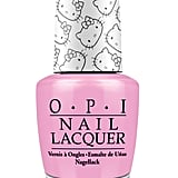 OPI x Hello Kitty Nail Lacquer in Look at My Bow