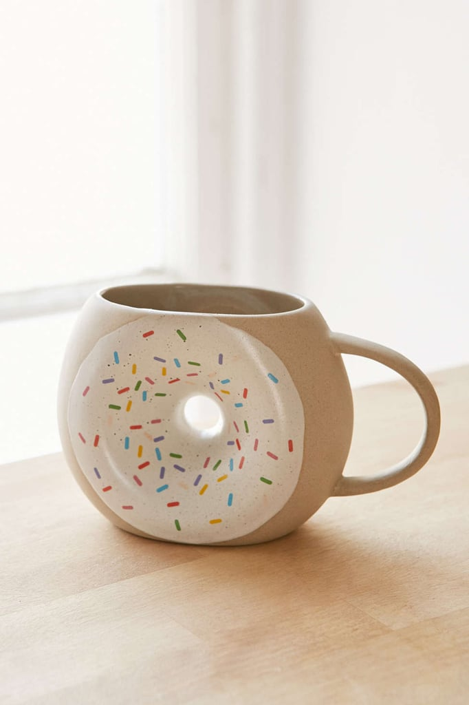 Urban Outfitters Doughnut Mug