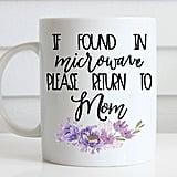Microwave Coffee Mug