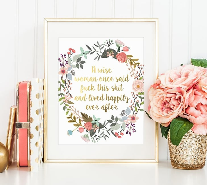 Gift Ideas For Moms Who Love To Swear Popsugar Family