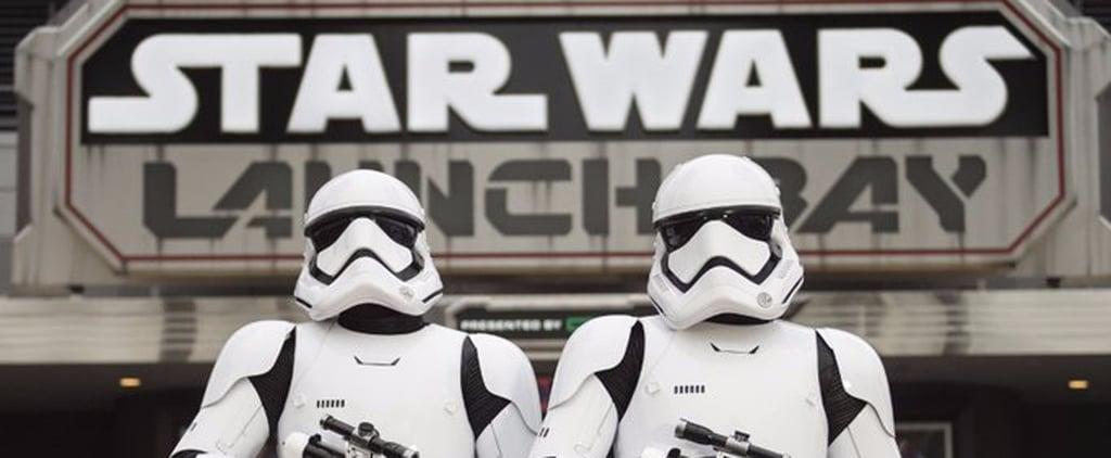 Star Wars Fans, Disneyland Just Gave You a Major Reason to Visit