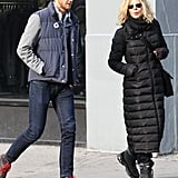 Meg Ryan and Son Jack Out in NYC November 2016