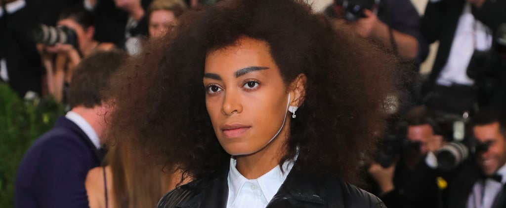 Solange Knowles's Makeup at the 2017 Met Gala
