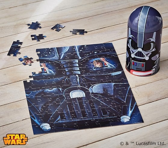 Star Wars Darth Vader Capsule Puzzle