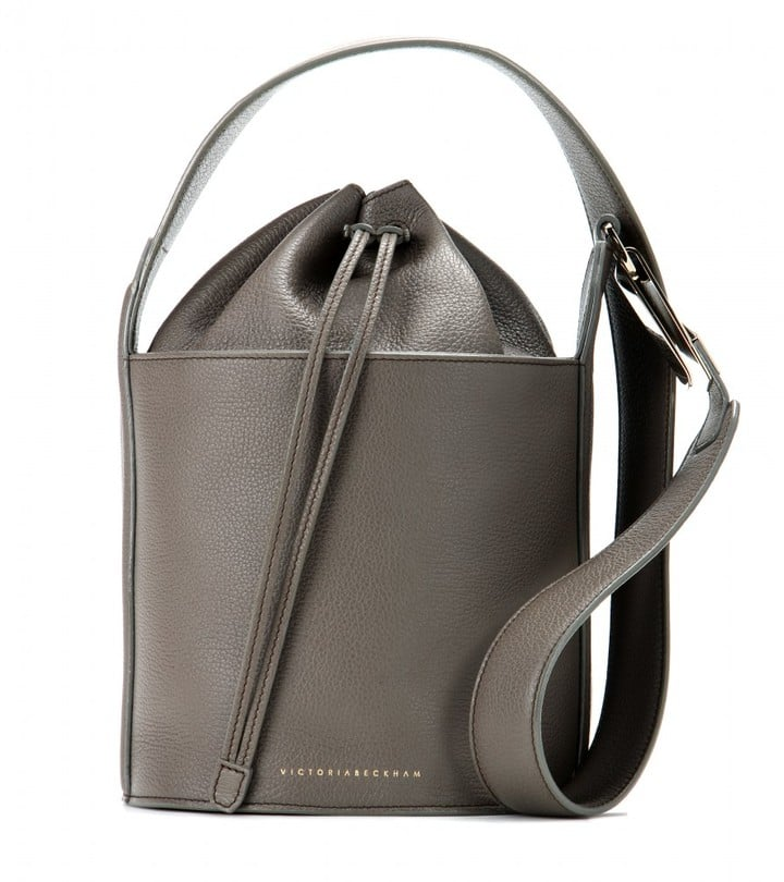 Victoria Beckham Leather Bucket Bag ($1,595)