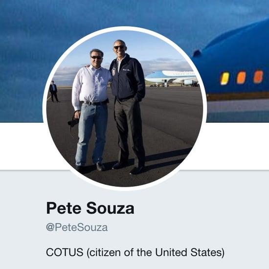 Pete Souza Calls Out Trump on Twitter Abuse Policy