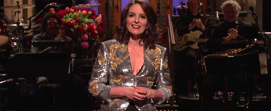 Tina Fey's SNL Monologue May 2018