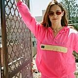 Stussy Aydin Nylon Anorak Jacket