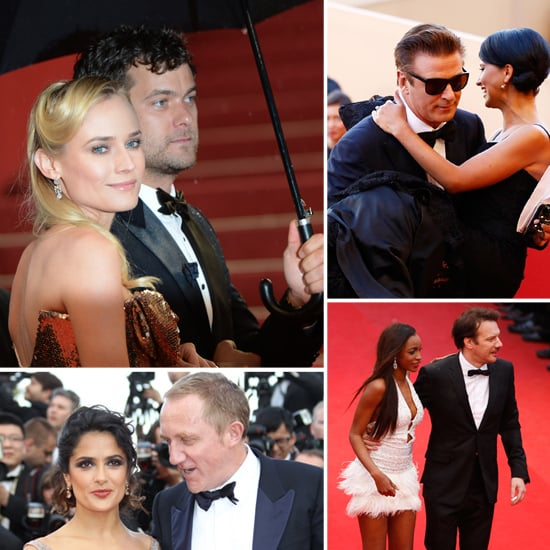 Cannes-Do Couples: Glamorous Twosomes Take Over the French Riviera