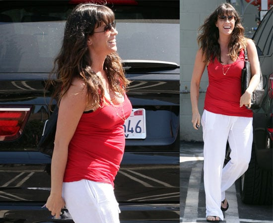 Pictures of Pregnant Alanis Morrisette