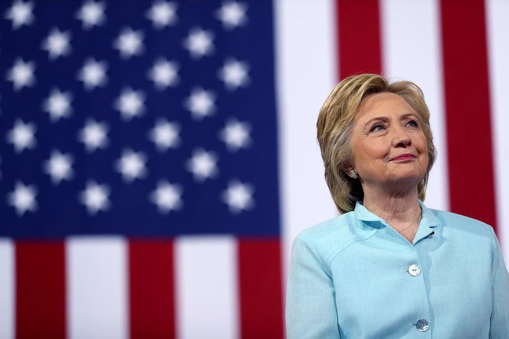 July 2016 Hillary Clinton Hair Evolution Popsugar