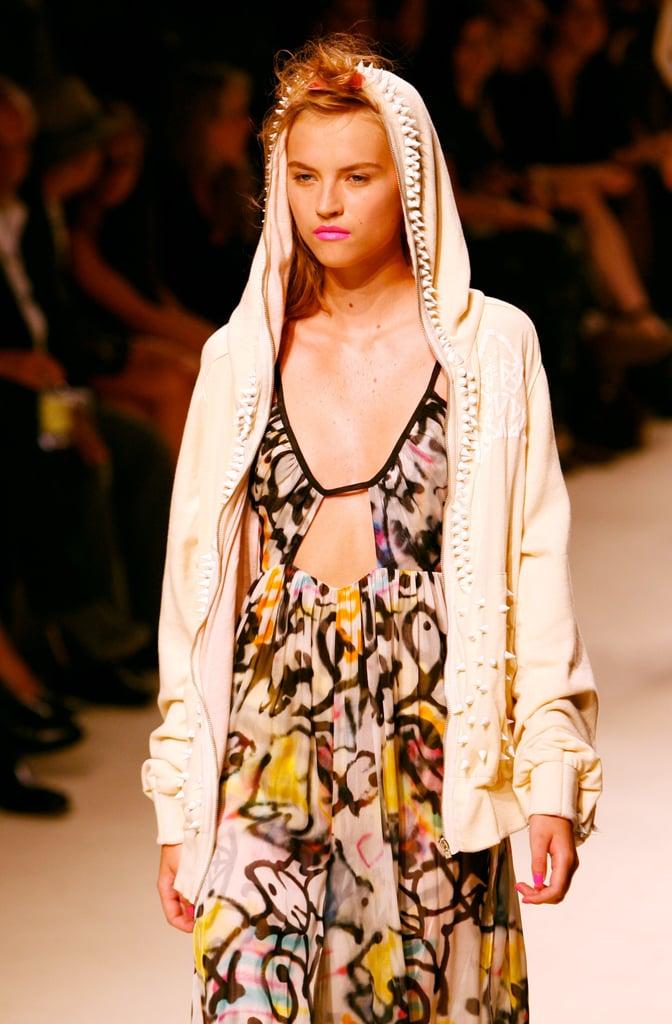 London Fashion Week: Unique Spring 2010