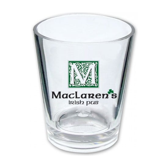 How I Met Your Mother MacLaren's Shot Glass ($7)