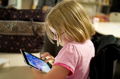 Preschoolers and iPads... Good or Bad?