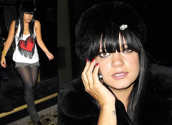 23/01/2009 Lily Allen