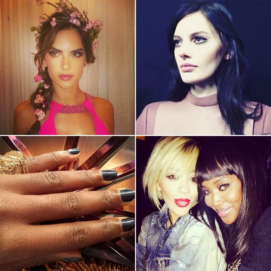 Celebrity Beauty Instagrams | Feb. 26, 2014