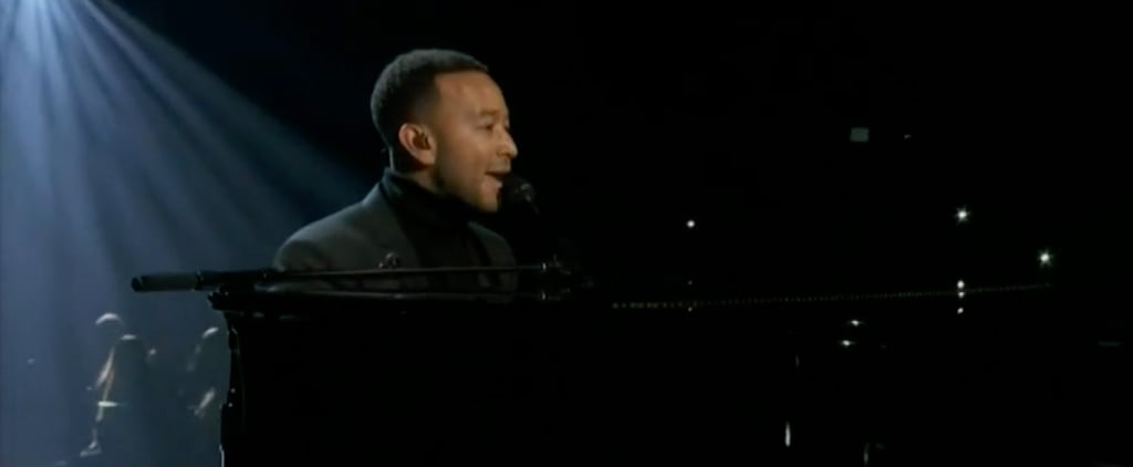 John Legend 2018 People's Choice Awards Performance Video