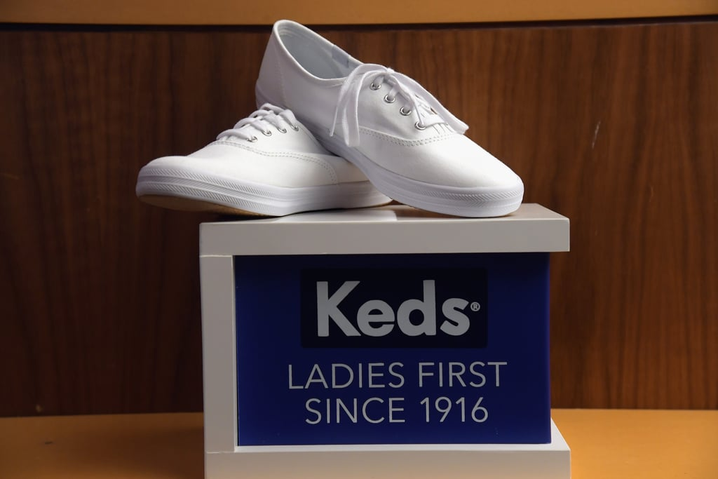 History of Keds Shoes | POPSUGAR Fashion