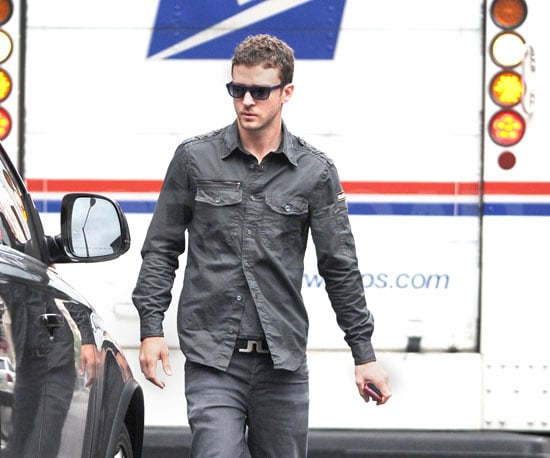 Photo of Justin Timberlake Out in NYC