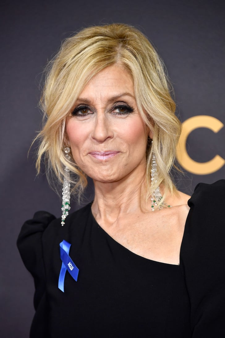 Judith Light Women Over 50 Beauty Looks At The 2017 Emmy