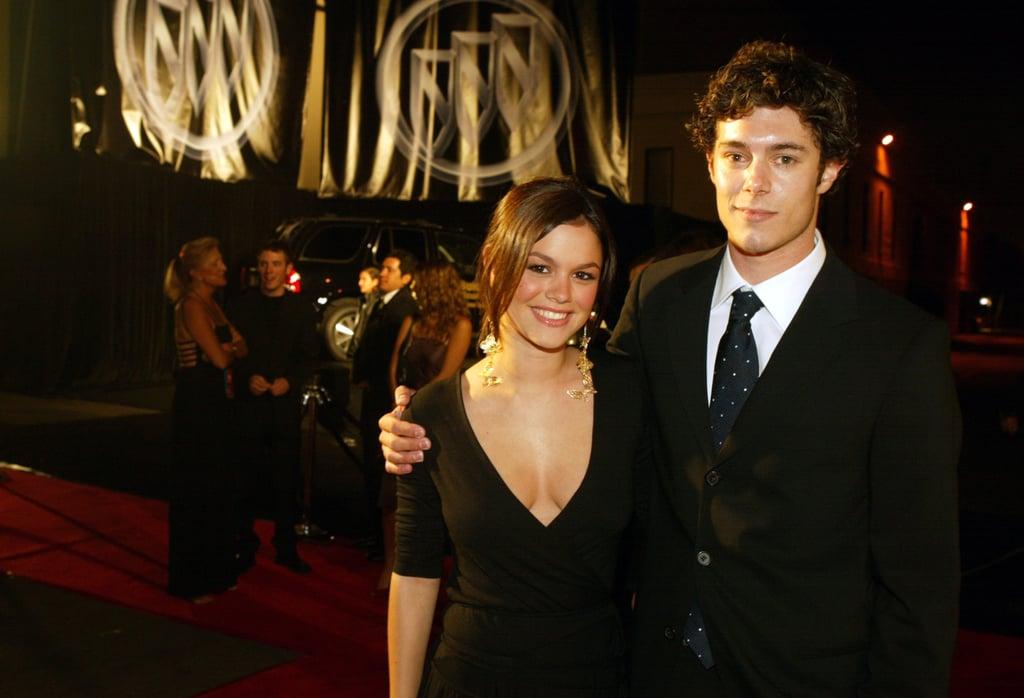 2003 — Adam Brody and Rachel Bilson | Celebrity Emmy ... Adam Brody And Rachel Bilson 2017
